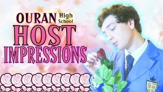 ouran high school host club voice impressions