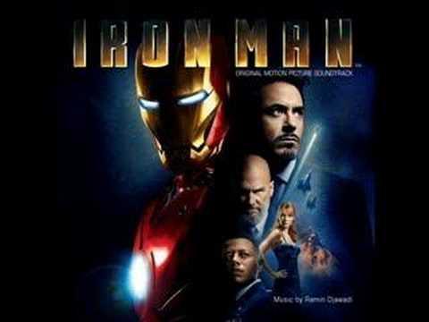 Iron Man Soundtrack - Cochise
