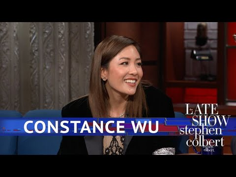 Constance Wu Explains What 'Couture' Means
