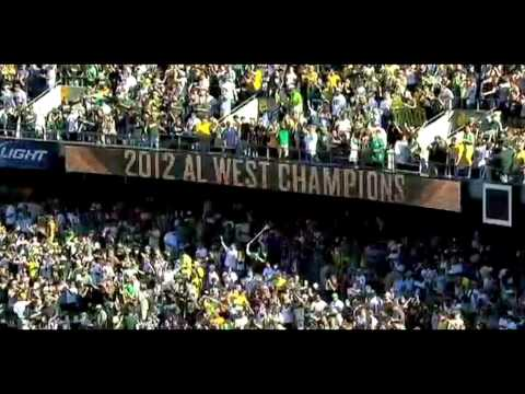 Oakland A's 2012 - A Season to remember...