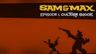 Sam And Max-culture Shock Part 1: Soda Poppers