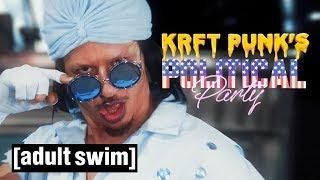 Prince Too Ft. Ice Rasta - Shake That Little D | Adult Swim UK 🇬🇧