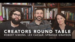 Ep.9 Creators Roundtable - Concept Artist Lex Cassar & Actress Sprague Grayden