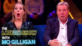 Harry Redknapp's HILARIOUS Arsène Wenger Story | The Lateish Show With Mo Gilligan