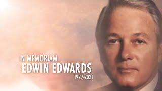 Remembering former Gov. Edwin Edwards