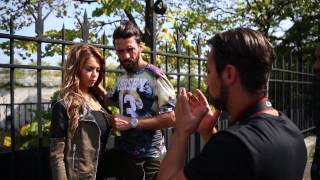 Making-off Shooting Blooshop by NABILLA & THOMAS