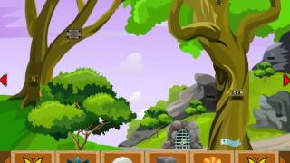 Jungle Cat Escape Walkthrough