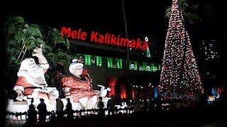 Mele Kalikimaka - (Hawaiian Christmas Song)