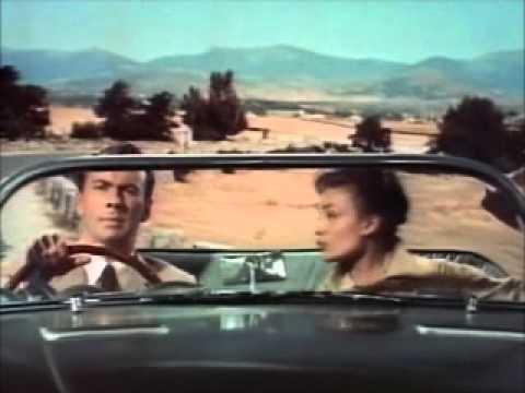 "Aventura para dos 1957 -Carmen Sevilla (Spanish affair) ""trailer"""