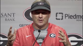 """Kirby Smart: """"We Hope to Have a Lot of Night Games"""""""
