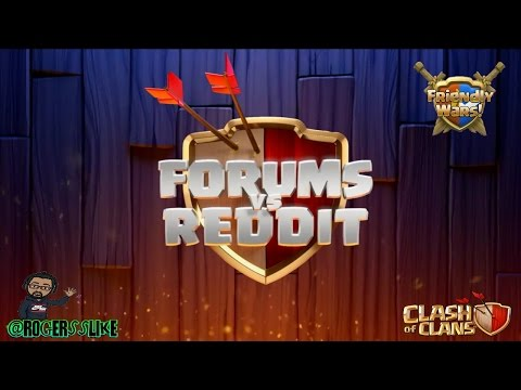 REDDIT VS FORUMS | MEJORES ATAQUES TH10 Y TH9 | Rogersslike Clash Of Clans