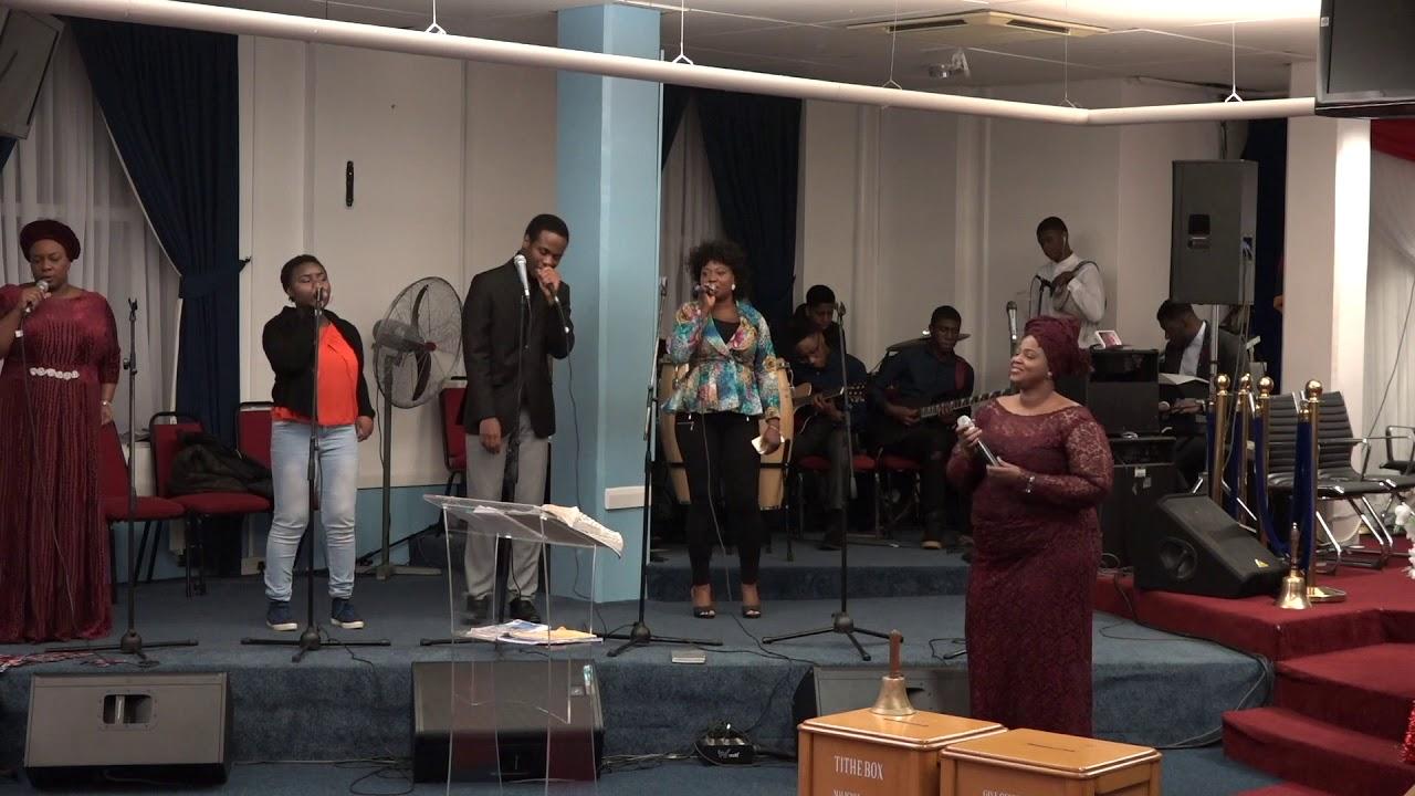 Adeola Prosper Live at 5 Hours Praise Revival - Yoruba Gospel Music