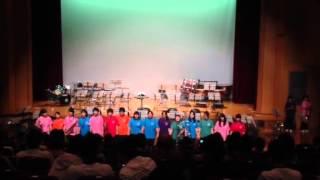 西大寺中学校吹奏楽部