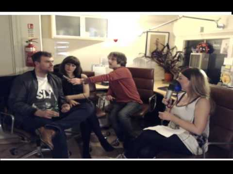 Reverend & The Makers - Exclusive interview on www.idealclubworld.com Brighton 11.03.14