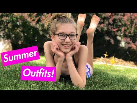 Cute Summer Outfit Ideas! ☀️