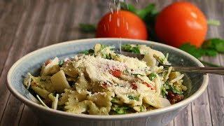 Italijanska salata od tjestenine - prilog uz roštilj - mediteranska salata - ljetna salata
