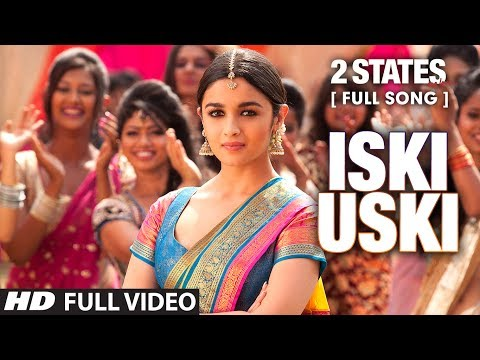 iski-uski-full-video-song-|-2-states-|-arjun-kapoor,-alia-bhatt
