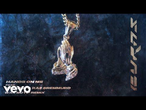 BURNS - Hands On Me (Wax Motif Remix (Audio)) ft. Maluma, Rae Sremmurd