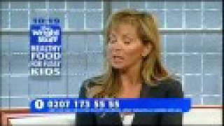 Twstuff - Annabel Karmel On Healthy Food For Fussy Kids (15.09.08)