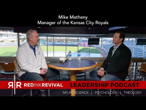 63. Mike Matheny – Manager Of The Kansas City Royals