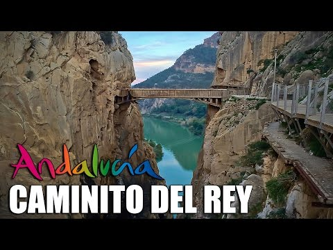 CAMINITO DEL REY - HISZPANIA