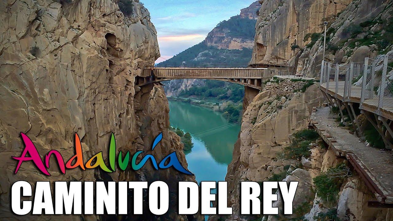 Caminito del rey hiszpania youtube - El rey del tresillo ...