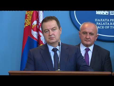 Dodik: Vučić pokazao Ivaniću naloge za prisluškivanje