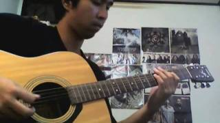 Parkway drive - Carrion (cover with Acoustic guitar)