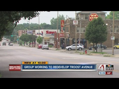 Troost Avenue redevelopment plan one step closer