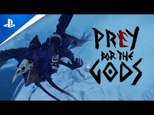 Praey for the Gods - Gameplay Announcement Trailer | PS5