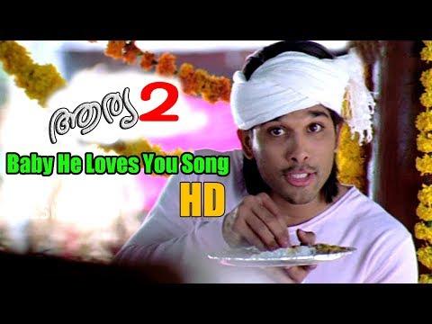 Mohajalakam (HD) Song ARYA2  Malayalam