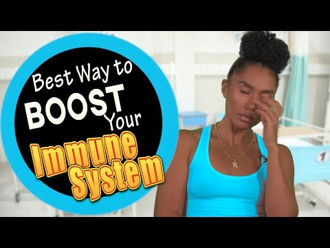 Best Way to Boost Your Immune System