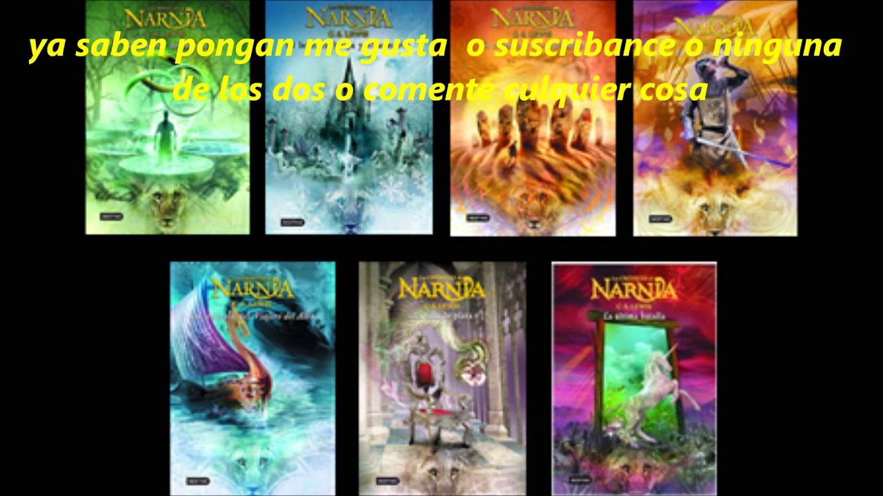 La Ultima Cancion Libro Pdf Descargar Narnia La última Batalla En Pdf Youtube