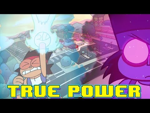K.O.'s the STRONGEST Hero In Lakewood Plaza? His Hidden Power! [OK K.O. Theory]