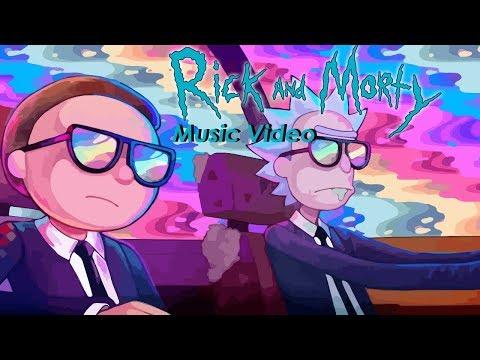 XXXTentacion - Changes (Seizure Remix) Rick and Morty Music Video