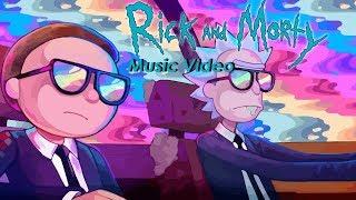 XXXTentacion - Changes (Seizure Remix) Rick and Morty Music Video RIP X