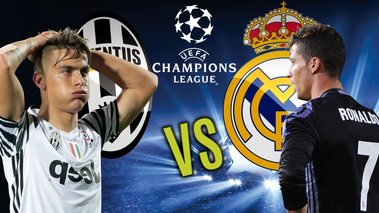 juventus turin vs real madrid