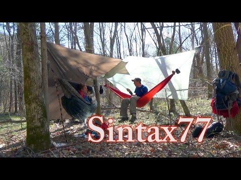 Sara Goes Hammock Camping! - Backpacking in Thornton Hollow