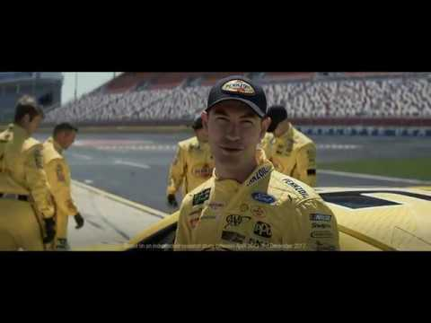 Joey Logano & Pennzoil - My Car is Like Your Car