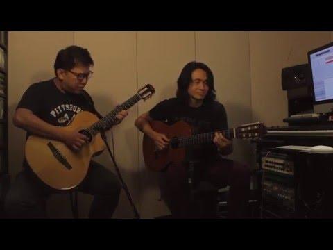Daniel Chai Guitar | Daniel's Room | Regi Leo | How Insensitive | Black Beans | Musician Interview