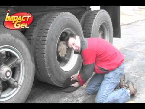XT Series Pad Pinch Test | Impact Gel Saddle Pad