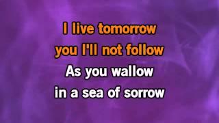 Alice in Chains Sea Of Sorrow WMV Karaoke