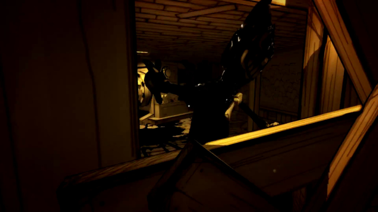 Bendy and the Ink Machine: Chapter Two 2017 pc game Img-2