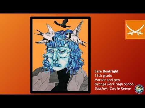 Art Work Orange Park High School 10/23/2018