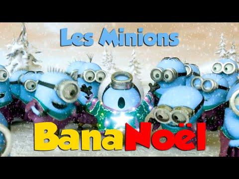 Les minions vous souhaitent un banano l french version youtube - Les minions noel ...