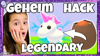 SO hatchst du immer ein LEGENDARY PET in Adopt Me 🤩 Geheime ADOPT ME TikTok HACKS! Alles Ava Gaming