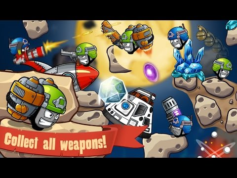 Warlings: Armageddon - Android Gameplay HD