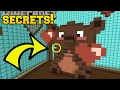 Minecraft: TEDDY BEAR SECRETS!!! - Save Valentine's Day - Custom Map