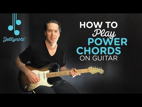 Livin On A Prayer by Bon Jovi - Power Chords beginner guitar ...