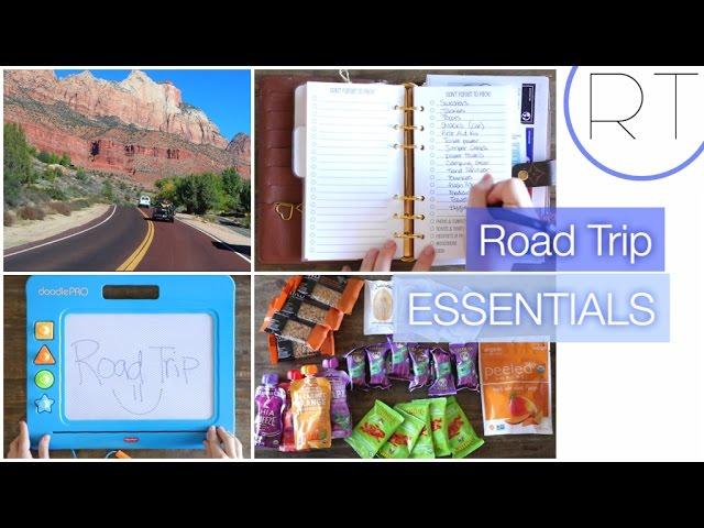 Road Trip (Packing, Hacks, DIY + VLOG)